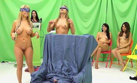 Blindfold Porn