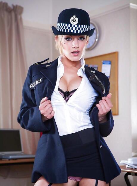 Cop Porn