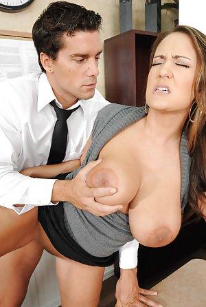 Boobs Office Sex Porn