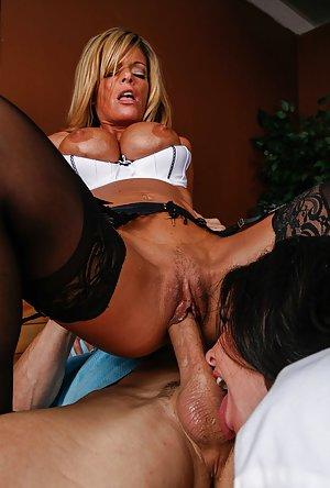 Ballsucking Porn