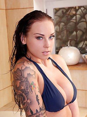 Tattoed Boobs Porn