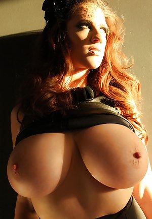 Redhead Boobs Porn