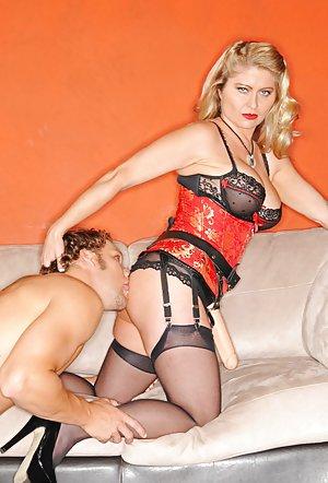 Busty Mistress Porn