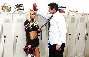 Cheerleader Boobs Porn