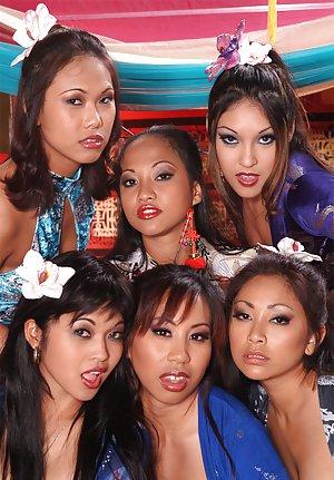 Asian Boobs Porn