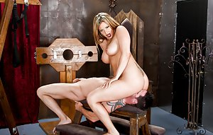 Busty Girl Rimjob Porn