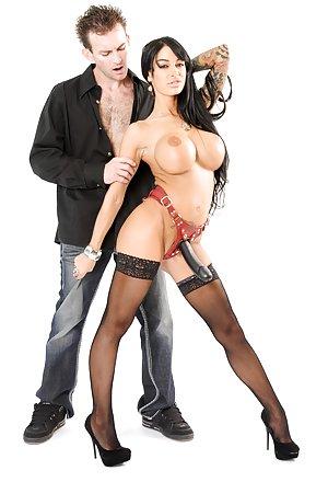 Busty Girl Strapon Porn