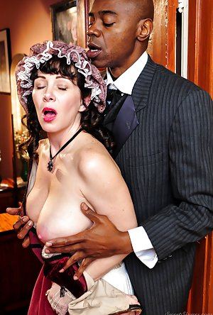 Interracial Boobs Porn