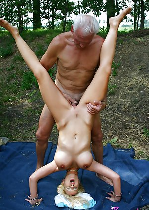 Oldman Love Young Boobs Porn