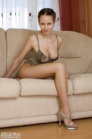 Skinny Girl Boobs Porn